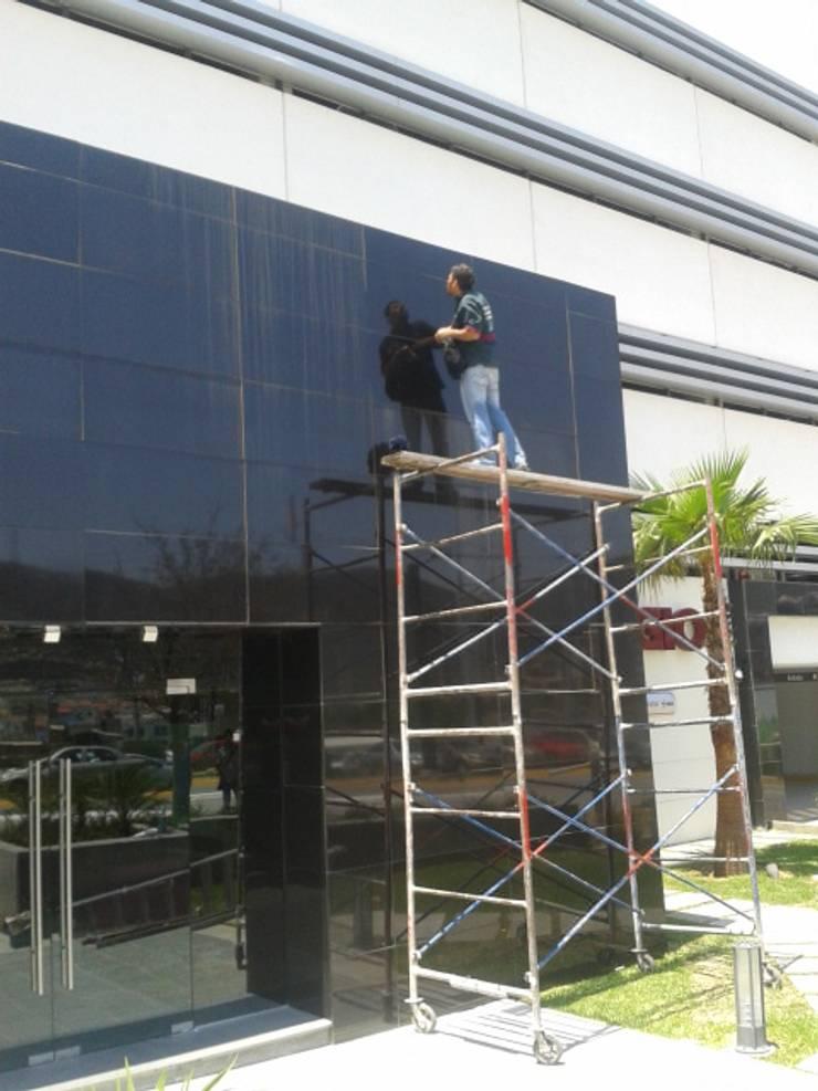 Limpieza de fachada de PLANET PEOPLE