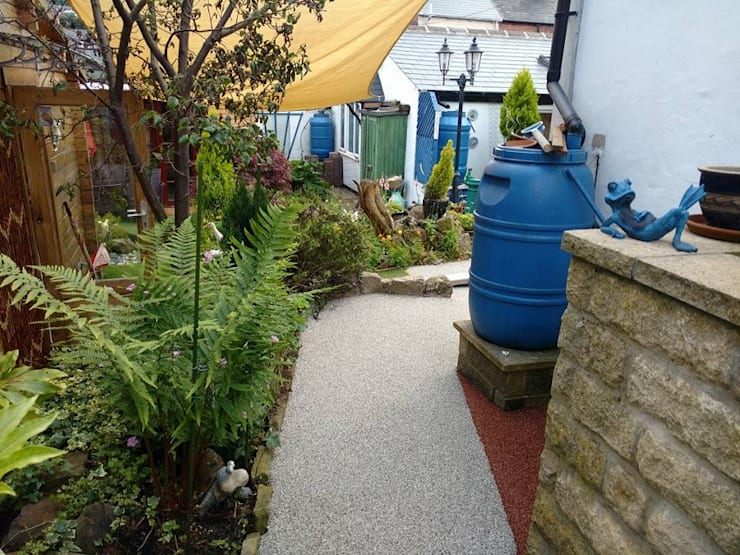 Garden by Permeable Paving Solutions UK