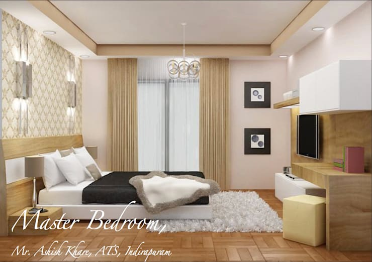 Residential Images: modern Bedroom by Dzine Route