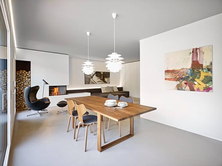 Minimalistisch huis met maximale allure