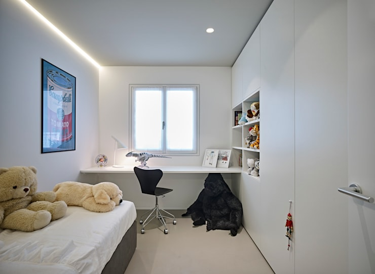 Bedroom by Burnazzi  Feltrin  Architects