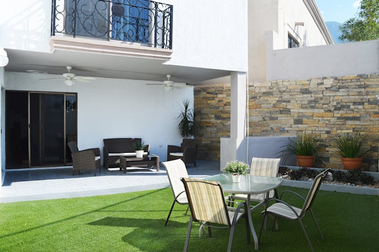 Terrace by Superficie Actual