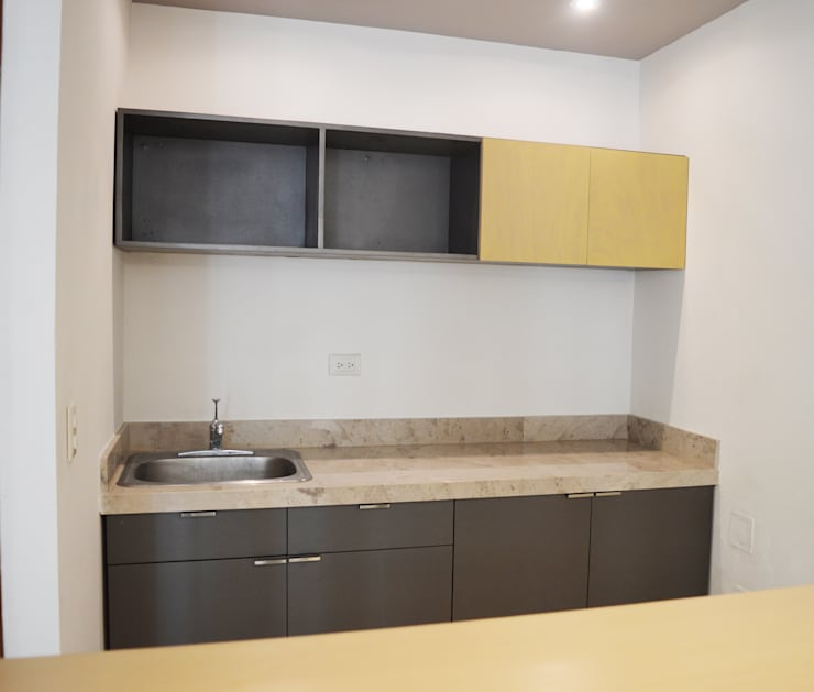 Kitchen by Superficie Actual,