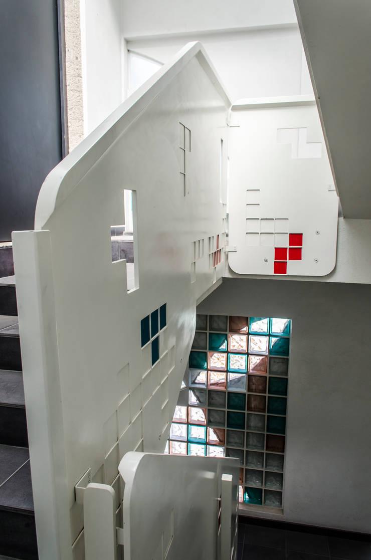 LA AGENCIA / RAUL DAVILA:  de estilo  por Oscar Hernández - Fotografía de Arquitectura