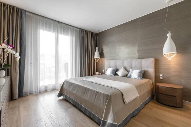 Tende A Fiori Per Camera Da Letto : Come scegliere le tende della camera da letto esempi