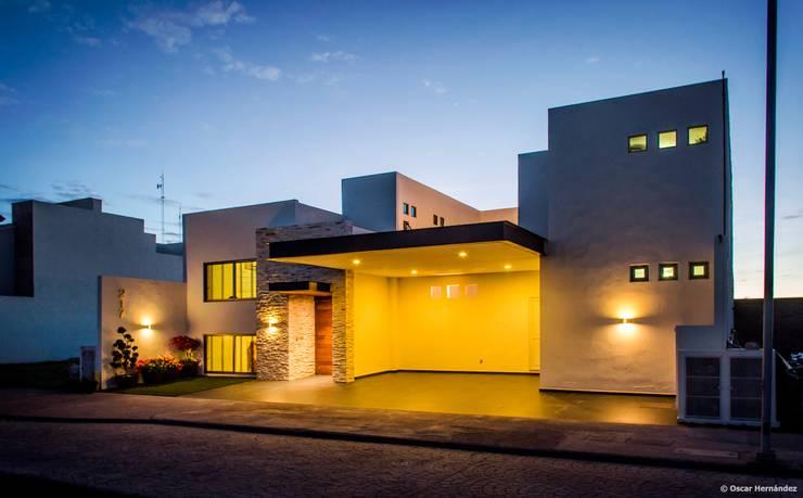 CASA CAMPESTRE SUR / DHD ARQUITECTOS:  de estilo  por Oscar Hernández - Fotografía de Arquitectura