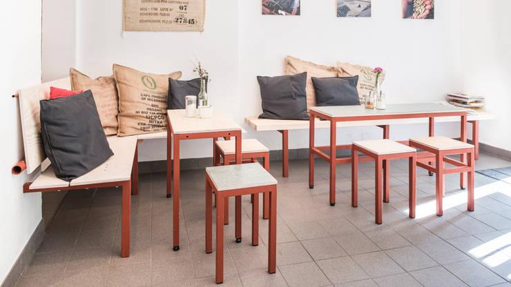 El Rojito Cafe:  Gastronomie von Richterei
