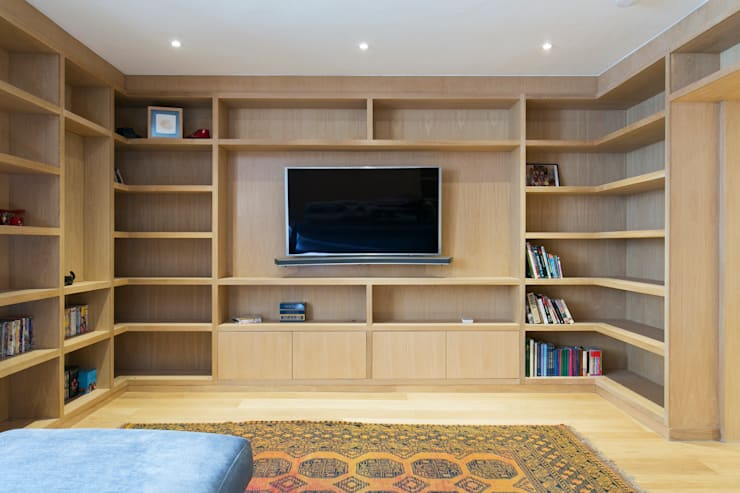 Media room by Blankstone