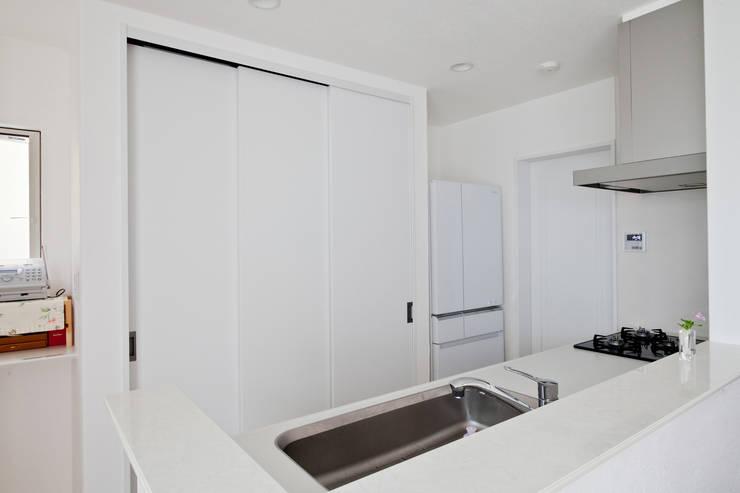 ห้องครัว by 遊友建築工房