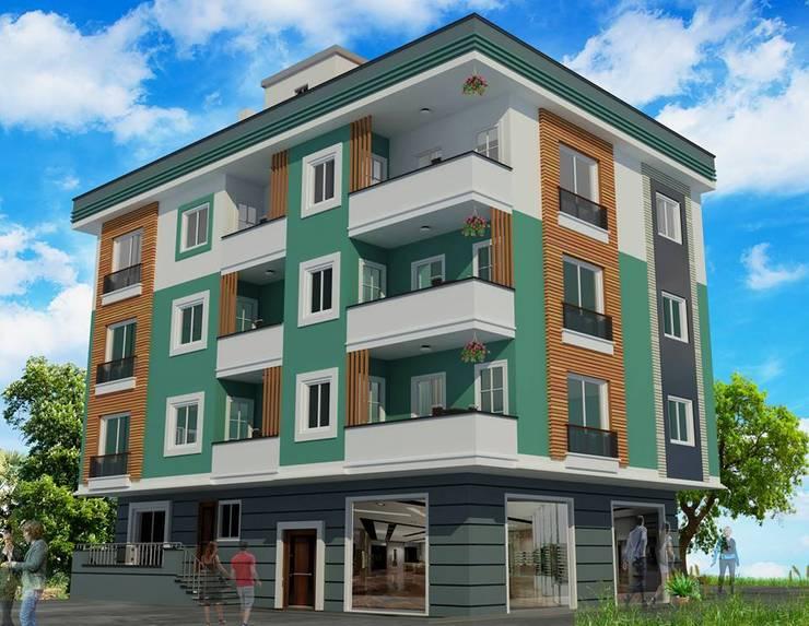EMG Mimarlik Muhendislik Proje Çanakkale 0 286 222 01 77 – Çanakkale Bayramiç:  tarz Evler