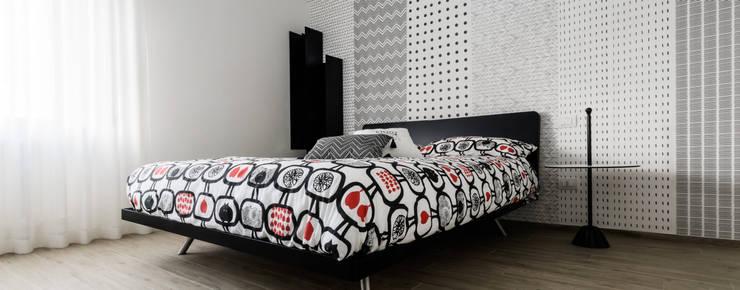 غرفة نوم تنفيذ HIDDENOFFICE