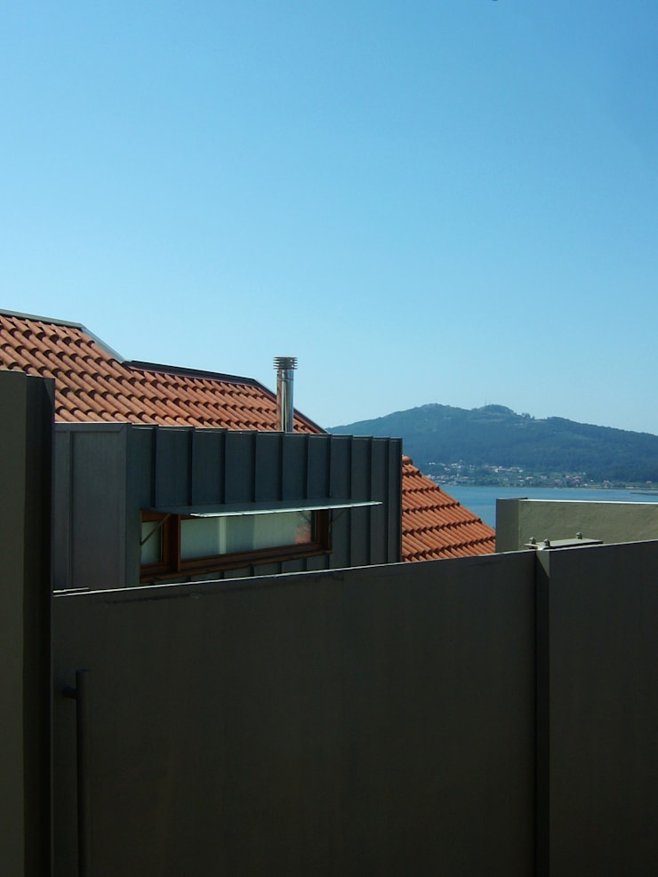 Regeneration in Seixas:   por Carla Andreia de Carvalho arquitectos + associados