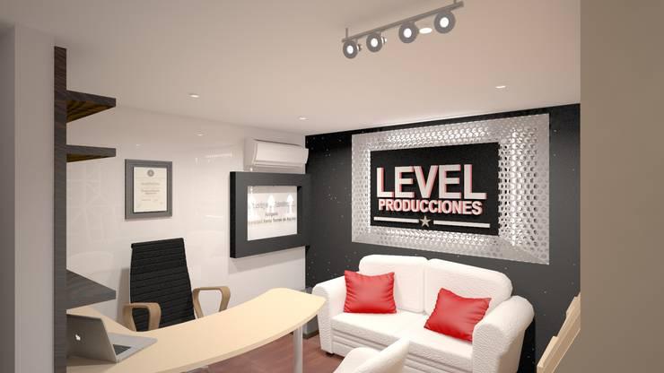 Gerencia: Oficinas y Tiendas de estilo  por Ivan Gomez Arquitecto, Moderno