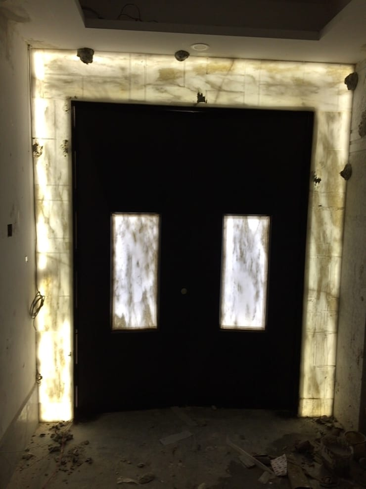 Interior Design:  Windows by The Silversea