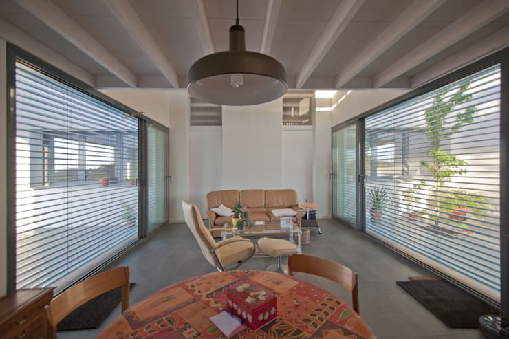 Livings de estilo moderno por MapOut
