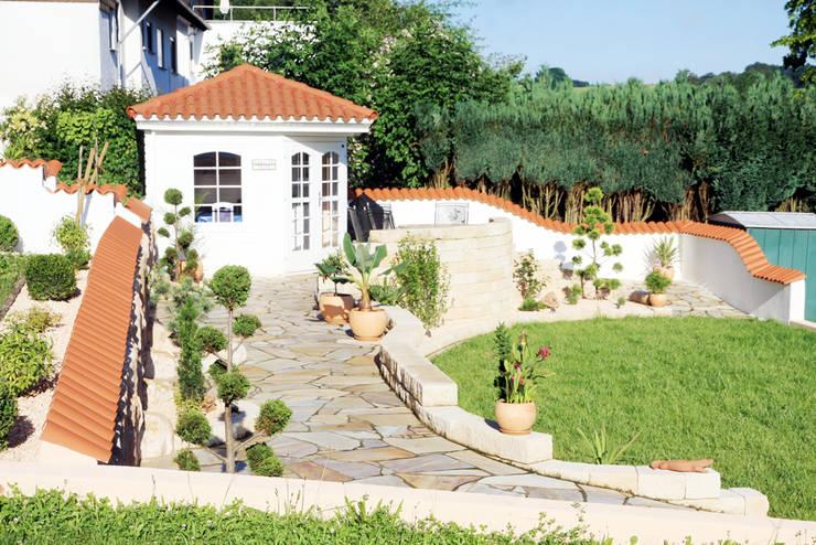 Сады в . Автор – Rimini Baustoffe GmbH