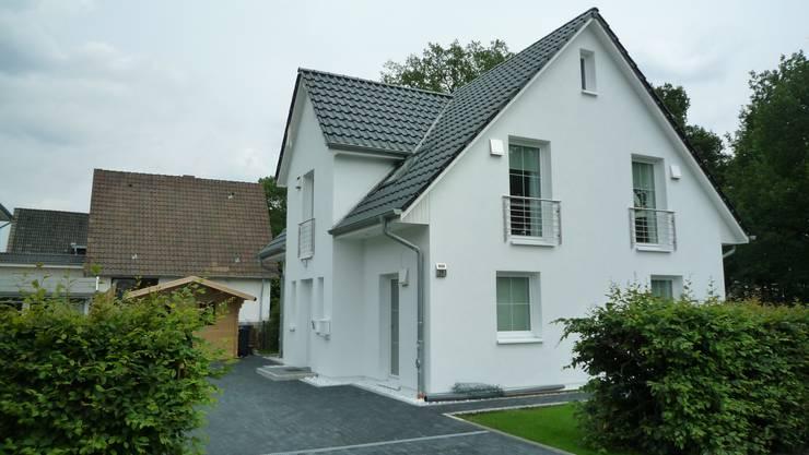 Дома в . Автор – RostoW Bau
