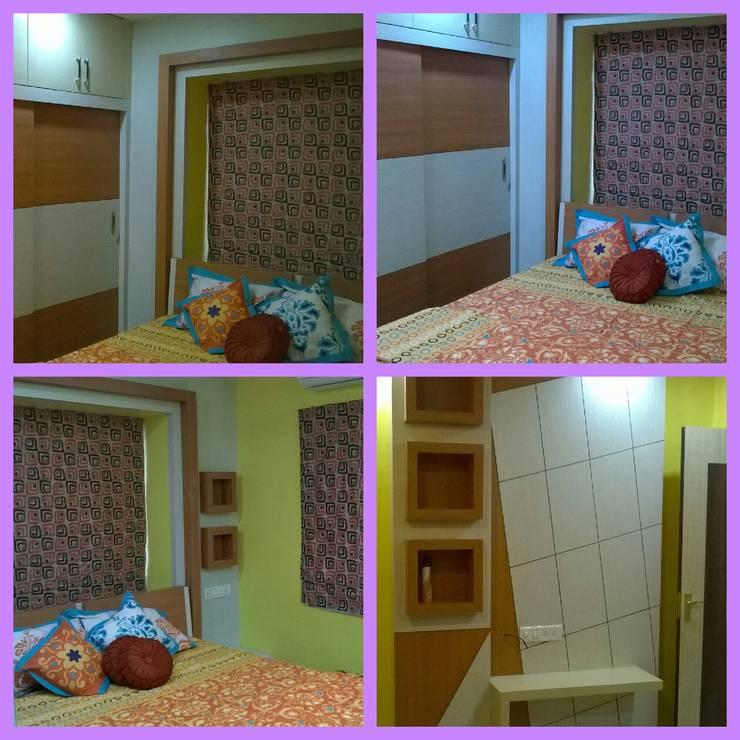 Children's Bedroom:  Bedroom by Elegant Dwelling