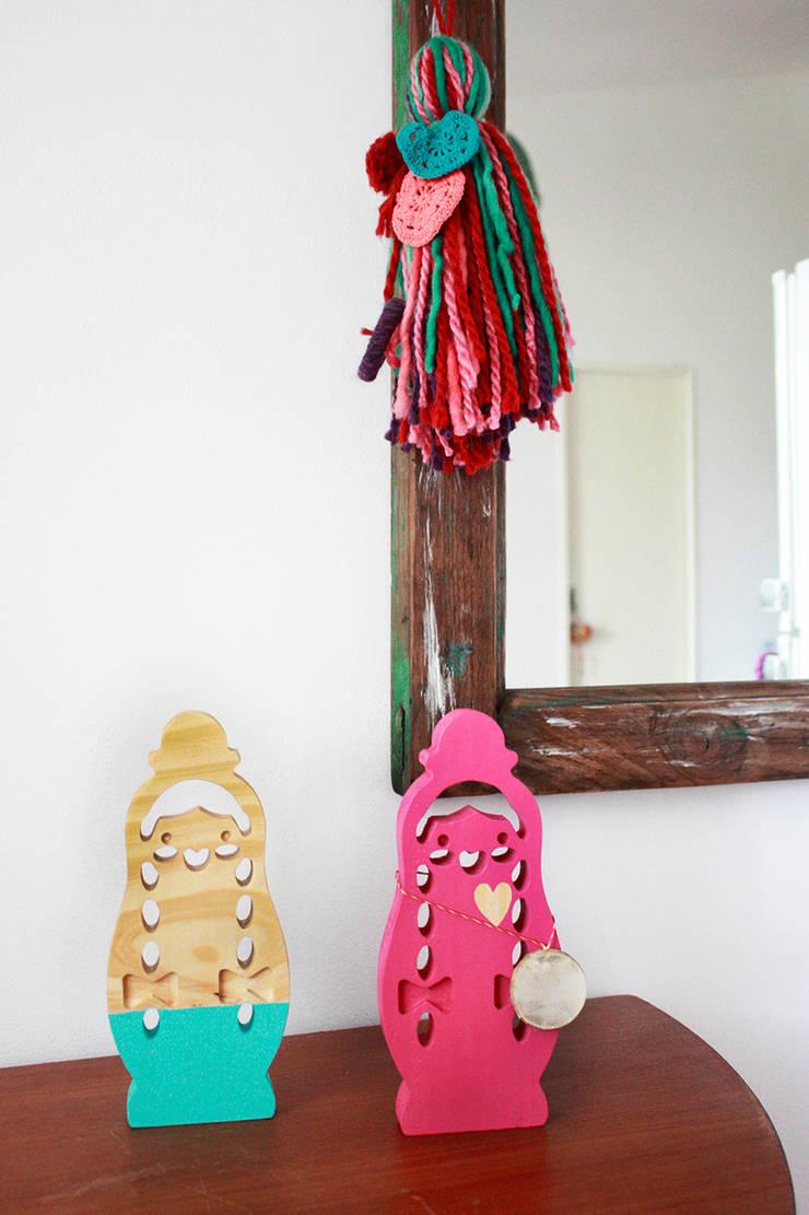 Las Vidalitays: Hogar de estilo  por Kiut - Objetos para presumir tu casa