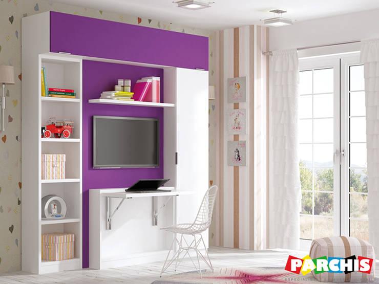 Muebles Juveniles Abatibles Con Camas O Literas Abatibles