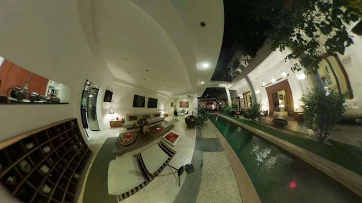 POOL AREA: colonial Pool by Karpita Virtual Reality Studio