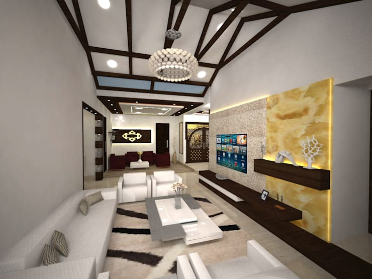 Residence @ I C F Chennai: classic  by MAPLE TREE,Classic