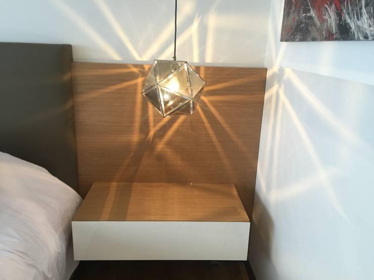 Alcobas con Estilo: Dormitorios de estilo  por ME Estudio S.A.S