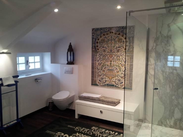 Salle de bain par Antoine de Castéras   homify