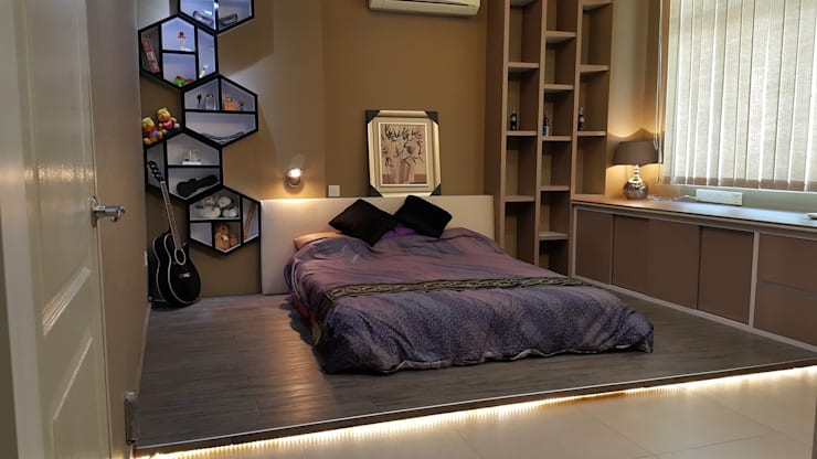 Bedroom by Alecc Interior Design
