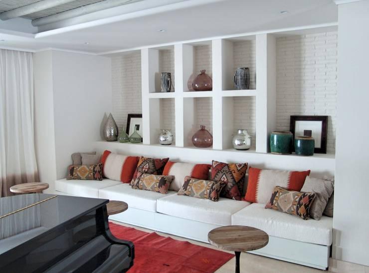 Sala de estar  por Conely
