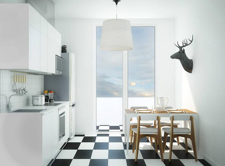 Nhà bếp by Надежда  Шульга
