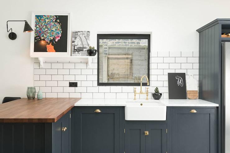 Cucina in stile in stile Classico di deVOL Kitchens
