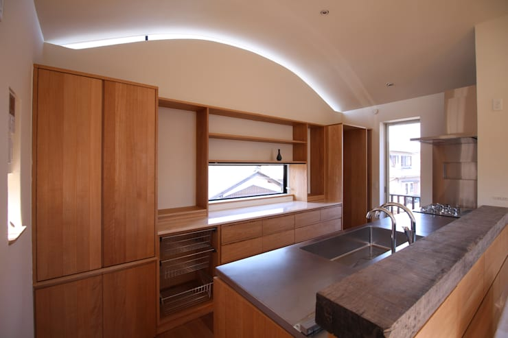 廚房 by Mimasis Design/ミメイシス デザイン,