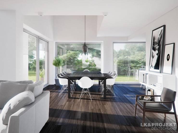 Salle à manger de style de style Moderne par LK&Projekt GmbH