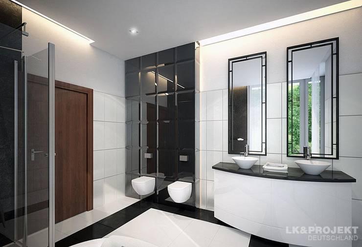 Ванные комнаты в . Автор – LK&Projekt GmbH