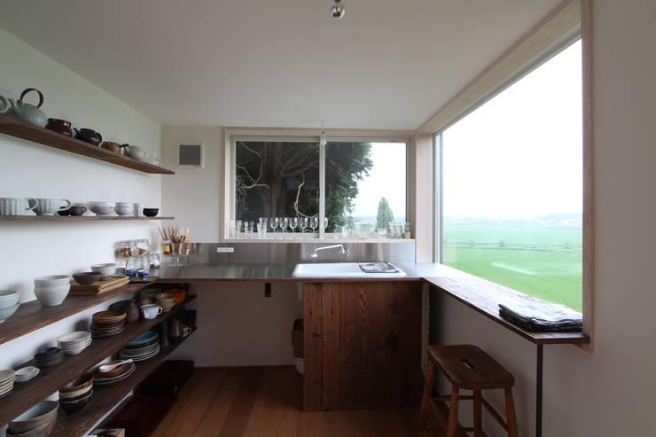 Kitchen by Mimasis Design/ミメイシス デザイン
