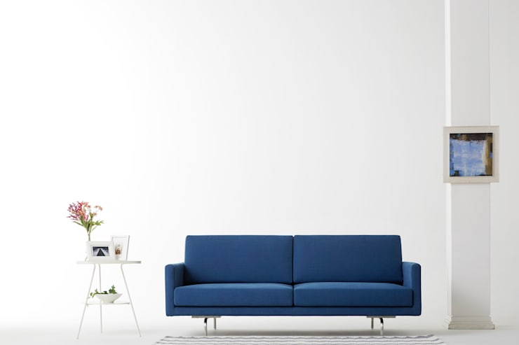 Zenith-F 3.0 Sofa: MöBEL-CARPENTER (모벨카펜터)의  거실