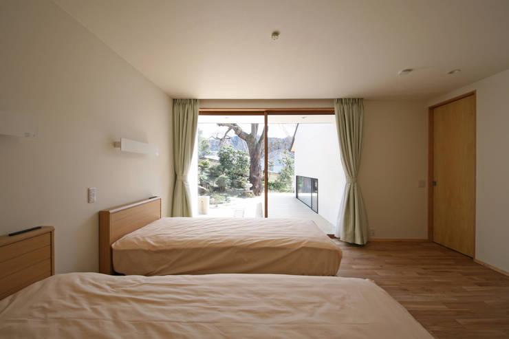 ห้องนอน by 設計事務所アーキプレイス