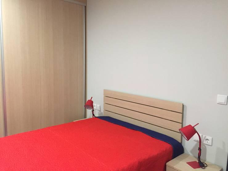 ห้องนอน by KITUR