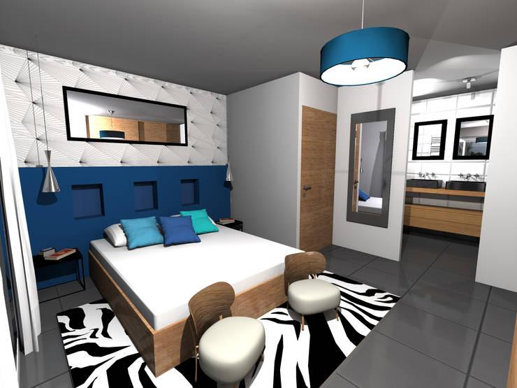 STUDIO 88:  tarz Yatak Odası