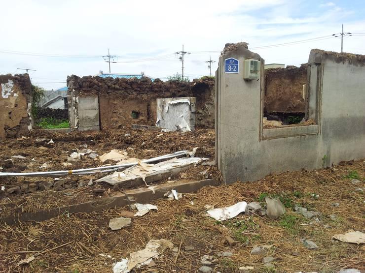까사봉봉: 아키제주 건축사사무소의  주택,모던