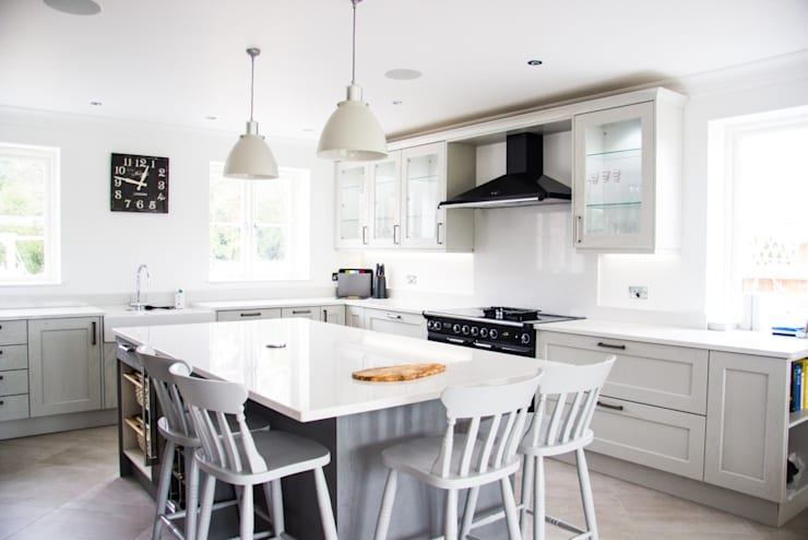 classic Kitchen by Kitchen Living
