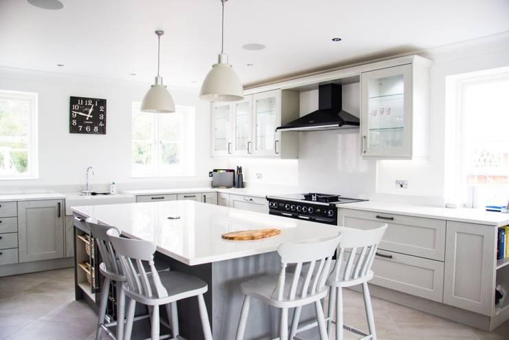Keuken door Kitchen Living