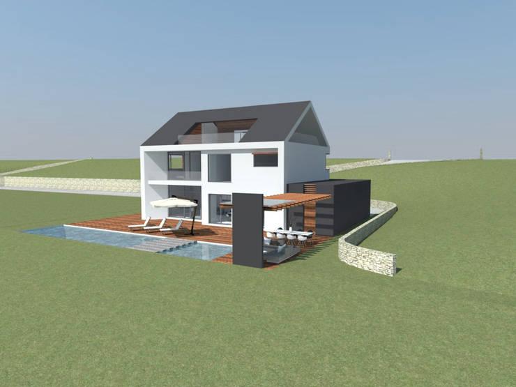 3D-Modell:   von Achtergarde + Welzel Architektur + Interior Design