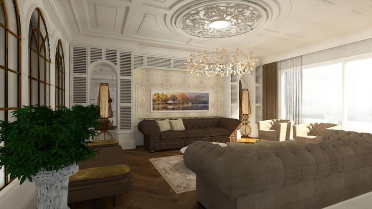 Dining room by Gümüşcü Mimarlık