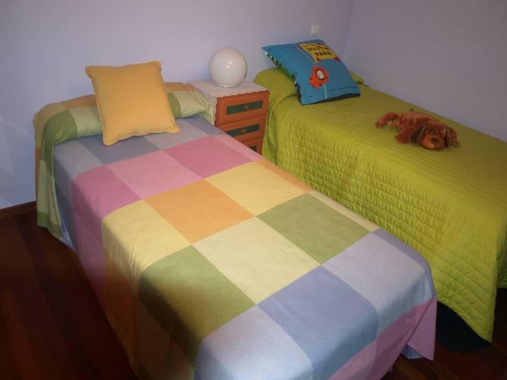 Antes Dormitorio:  de estilo  de AAyBE