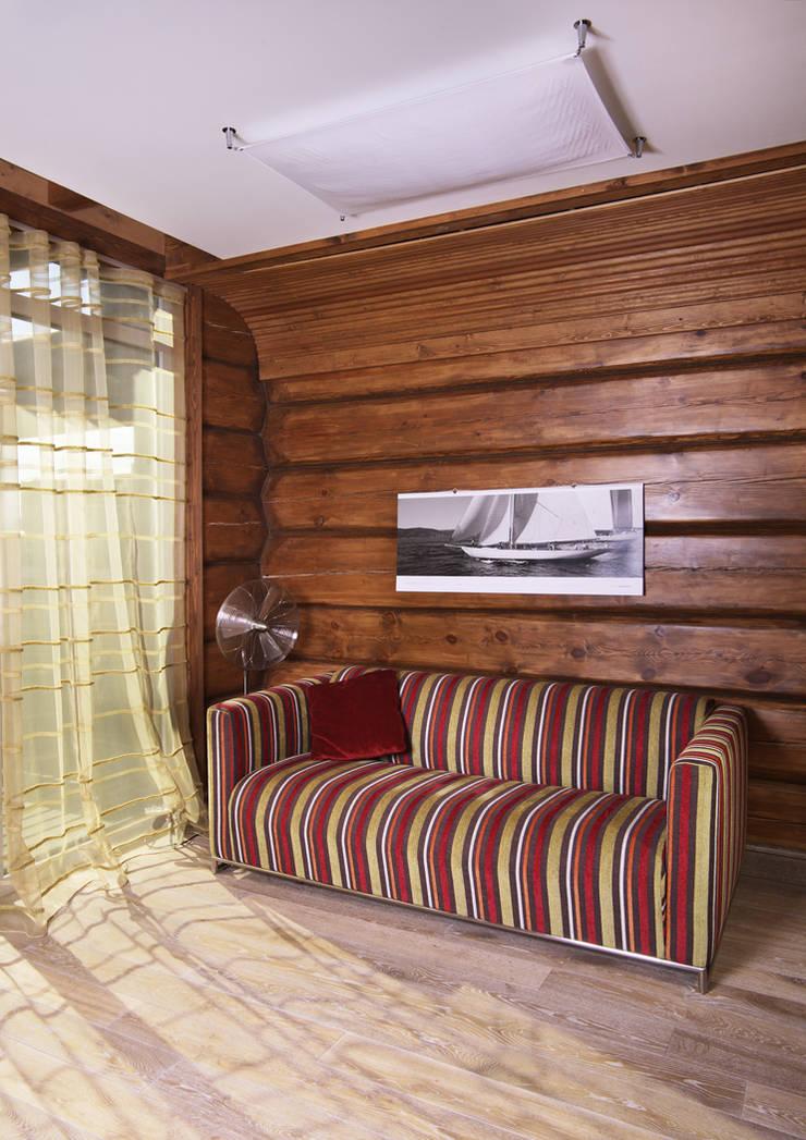 Дом в Морозово от архитектурная мастерская МАРТ Скандинавский