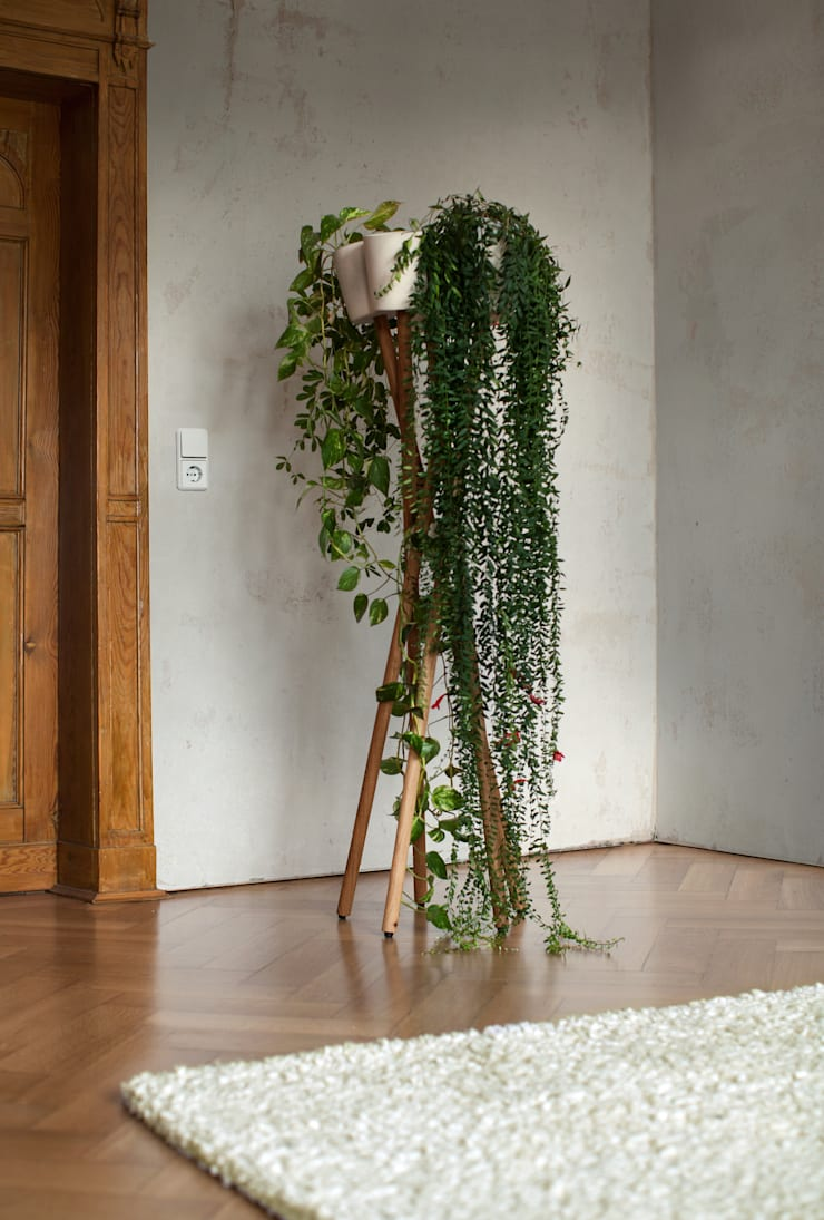 в . Автор – Connox, Рустикальный Твердая древесина Многоцветный