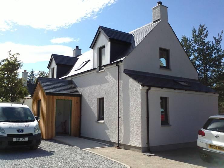 Casas de estilo rural por Matheson Mackenzie Ross Architects
