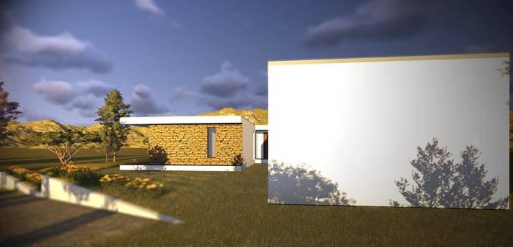Moradia T. Matos :   por P&H - Arquitectos